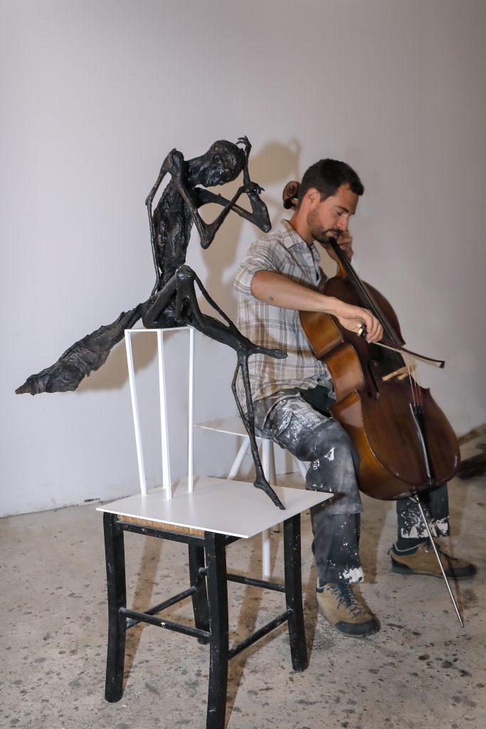 Romain TIERCIN Sculpteur - Artiste contemporain