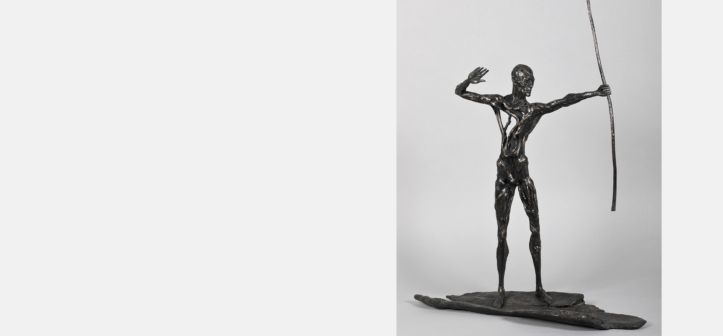 Bronze, sculpture